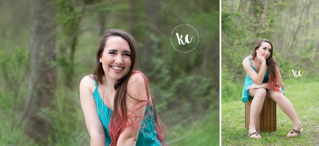 Ashland VA Senior Pictures Photographer
