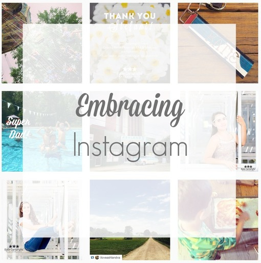 Embracing Instagram, Instagram for Beginners, How to use Instagram, Richmond VA