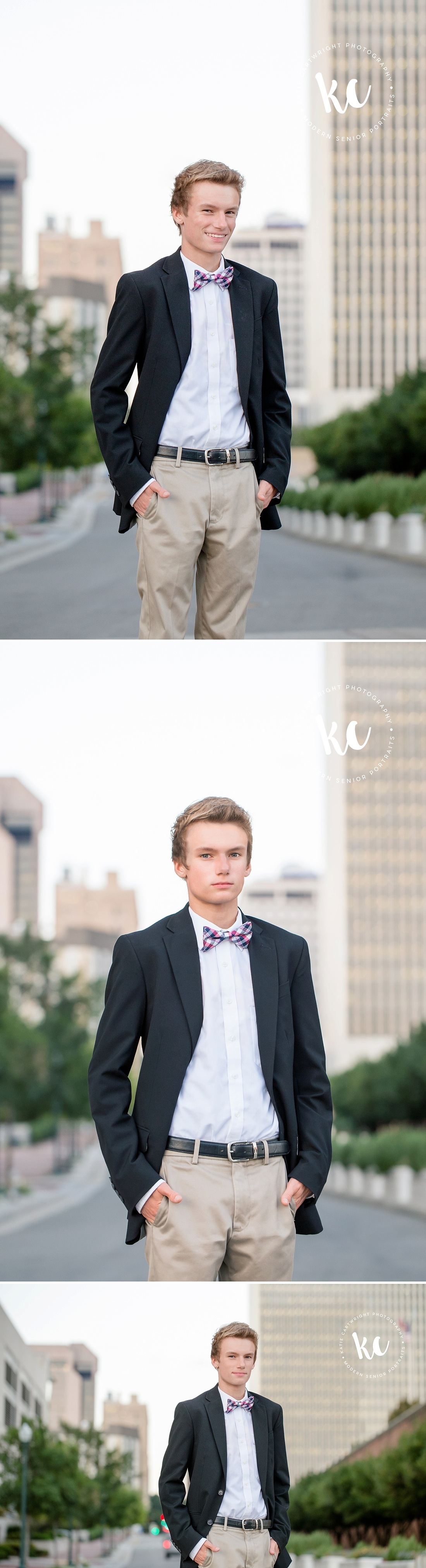 Virginia Senior Portraits Downtown Richmond