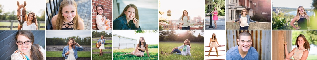 Senior Portraits Richmond, VA | Katie Cartwright Photography