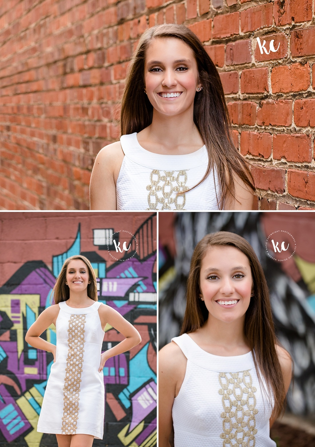 Richmond VA Senior Portraits in Carytown